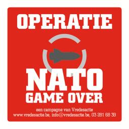 Vredesactie >> NATO GAME OVER | Occupy Belgium | Scoop.it