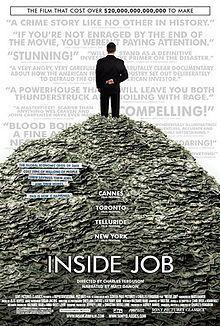 Inside Job (film) - Wikipedia, the free encyclopedia | Showbiz | Scoop.it