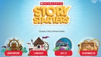 Story Starters: Creative Writing Prompts for Kids | Scholastic.com | Create: 2.0 Tools... and ESL | Scoop.it