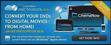Ultraviolet disc-to-digital at home begins with CinemaNow - Los Angeles Times | Ultraviolet | Scoop.it