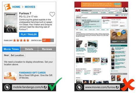 Ahora es Microsoft Bing quien comenzará a dar más importancia a las páginas optimizadas pras móviles | Mobile Technology | Scoop.it