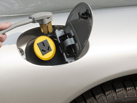 Why EVs are the smart grid's killer app | Electric vehicles | Scoop.it