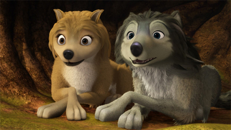Animation Magazine | PGS Takes Reins on 'Alpha and Omega' TV Movies | Alpha & Omega | Scoop.it