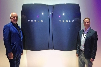 Opportunities for Tesla Battery Energy Storage Systems | Technology in Business Today | Scoop.it