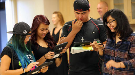 New report finds ongoing iPad and technology problems at L.A. Unified | New learning | Scoop.it