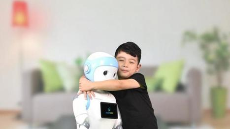 Chinese robot voedt kinderen op: 'gewoon vreselijk' | Mediawijsheid in het VO | Scoop.it