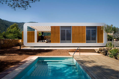 Plugged-In Prefab Collects Weather Data to Conserve Energy | Discover Sigalon Valley - Where the Tags are the Topics | Scoop.it