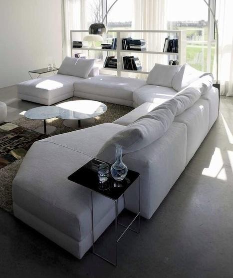 Top 10 Luxury Sofa Designs | Blog of Top Luxury Interior Designers in India | designer | Scoop.it