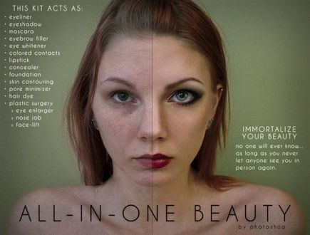 Fake Ad Mock-Ups Reveal Sad Truth About Photoshop in Advertising   Photography Gear News   Scoop.it
