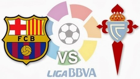 Regarder Le Match Fc Barcelone Vs Celta De Vigo En Direct | Algerie musique | Scoop.it