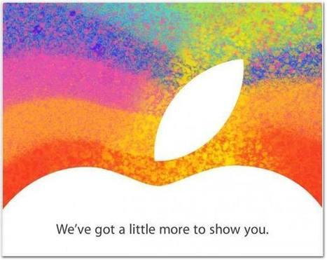 Apple e a tradição de lançar convites enigmáticos para os seus eventos | Apple Mac OS News | Scoop.it