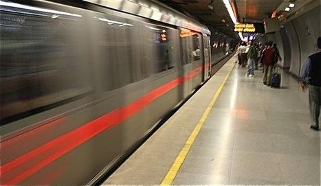 Aprovechan el aire que levanta el tren del metro para generar energía | Infraestructura Sostenible | Scoop.it
