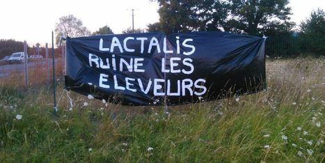 Pourquoi les agriculteurs ont une dent contre Lactalis - Huffingtonpost | Le Fil @gricole | Scoop.it