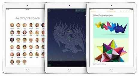 iOS 9.3 : c'est l'heure d'entrer En classe | Canopé Créteil : Salon Numérique Permanent. | Scoop.it