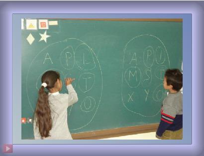 "El Blog de Espe: ABC: ""Ring a letter"" game | Internet | Scoop.it"