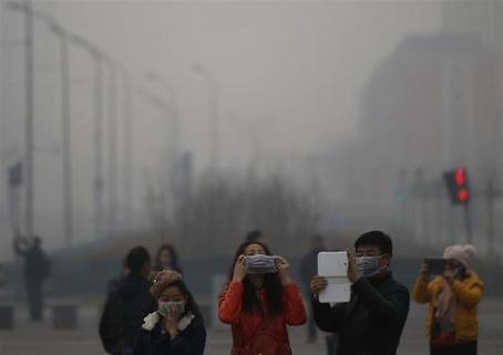 Chinese man becomes first to sue government over severe smog | Sustain Our Earth | Scoop.it