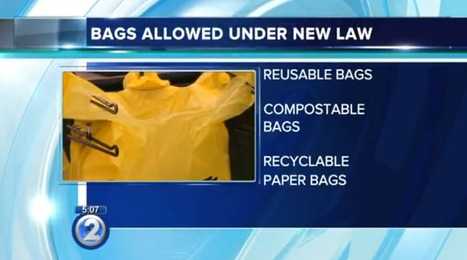 Honolulu mayor signs Oahu plastic bag ban changes into law! | CSR - Corp. Social Responsibility | Scoop.it