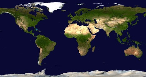 Tracking poverty from space   The amazing world of Geography   Scoop.it