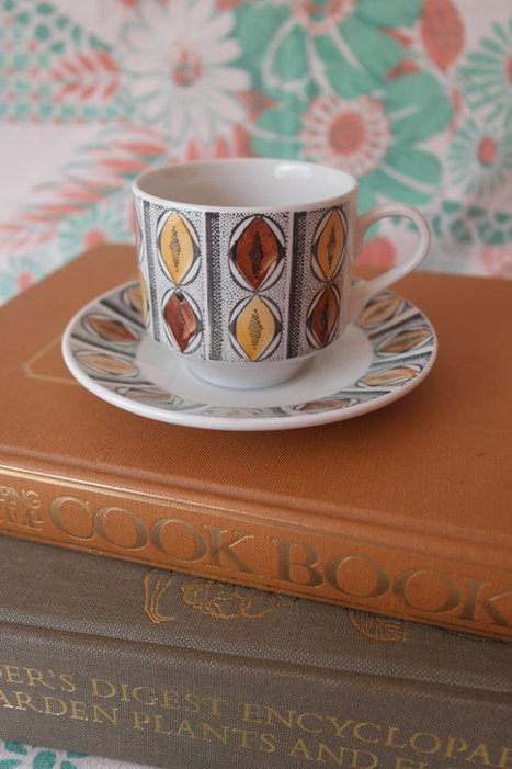 Teacup and Saucer | AnythingWhatever | Scoop.it