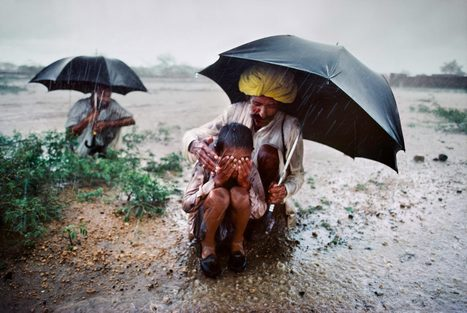 Monsoon | Photojournalism: Steve McCurry | Hitchhiker | Scoop.it