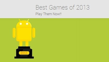 Top 5 Paid Android Games of 2013   Android Valley   Android   Scoop.it
