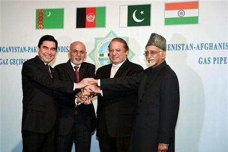 Turkmenistan, Afghanistan, Pakistan and India inaugurated historic gas pipeline project | CENTRAL ASIAN RE.SOURCES | Scoop.it