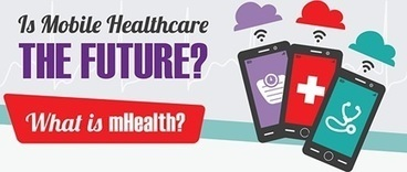 The Rising Popularity of Mobile Health & mHealth Apps Infographic | Memoire idee-ources | Scoop.it