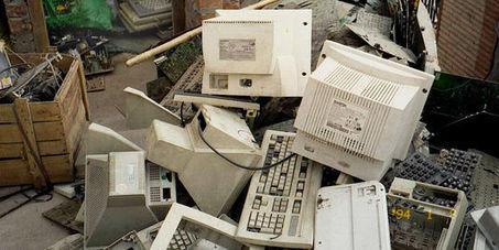 e-déchets : une mine de 48 milliards d'euros en or, cuivre, et en fer pas recyclés | INFORMATIQUE 2015 | Scoop.it