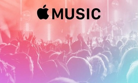 Apple Music races to 10m subscribers 7 months after launch | Musicbiz | Scoop.it