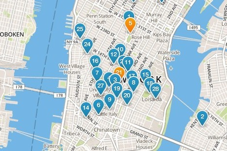 Foursquare launching local search engine for everyone, not just registered users   WEBOLUTION!   Scoop.it