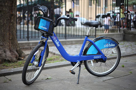 Dozens of U.S. Cities Board the Bike-Sharing Bandwagon | Digital Sustainability | Scoop.it