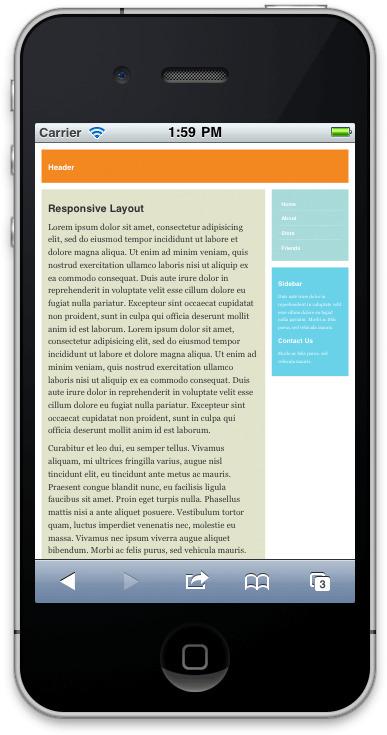 Responsive Web Design Demystified | Expertiential Design | Scoop.it