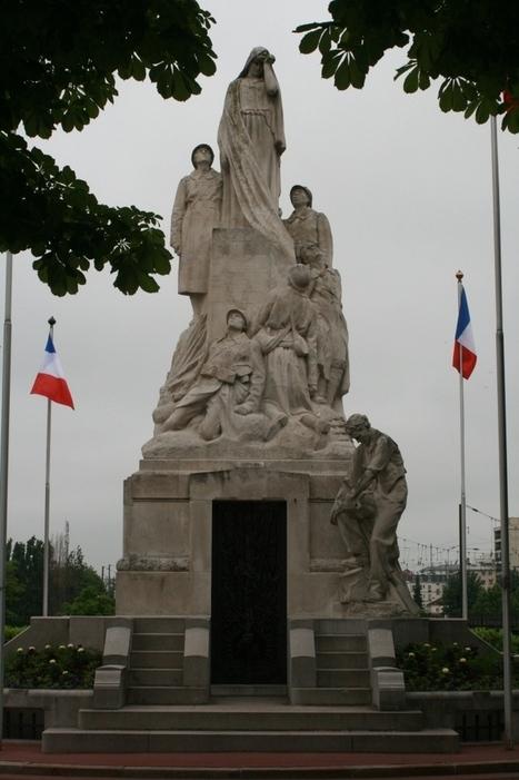 Le carré militaire de Levallois-Perret. | 1ES3Levalloisguerre | Scoop.it