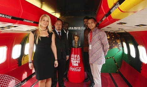FIFA's World Cup Trophy Tour Makes Stop in Jakarta - The Jakarta ... | Apa Kabar Indonesia | Scoop.it
