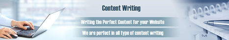 Content Writing Company in India | Web Brain Infotech | Scoop.it
