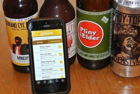 6 great apps for craft beer lovers | Craft Beer Industry | Scoop.it