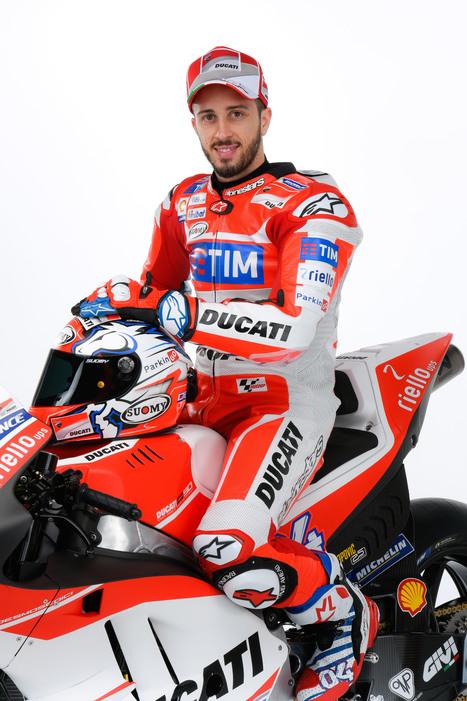 Ducati Corse: It's Doviziosio and Lorenzo for 2017 | Ductalk Ducati News | Scoop.it