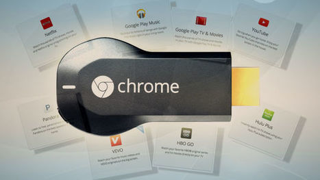 Las mejores aplicaciones que puedes usar con tu Chromecast | AppAndroid | Scoop.it