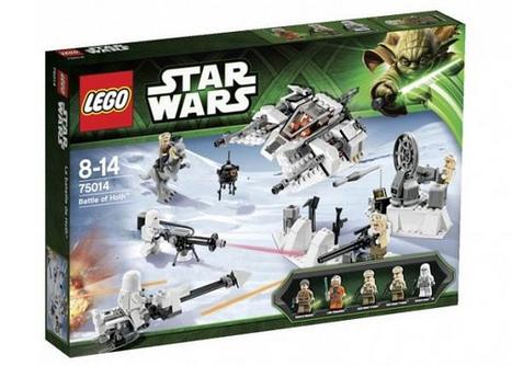 LEGO Star Wars Battle of Hoth (75014) Set Revealed | scatol8® | Scoop.it