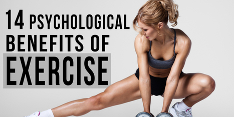 Top Psychological Benefits of Exercise | Making Your Own Home Remedies | Scoop.it