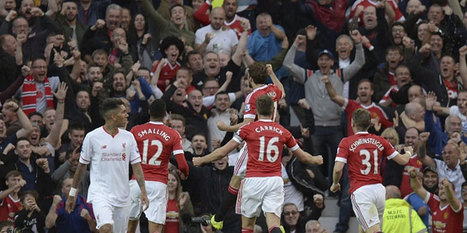 Match Results Manchester United vs Liverpool: 3-1 Score | Sport News | Scoop.it