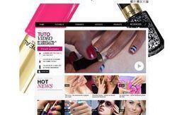 L'Oréal-Paris multiplie les supports digitaux | Quand la beauté touche au digital | Scoop.it