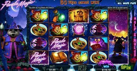 Panda Magic Slot Game Review - Casino Bonus Tips | Casino Bonus Tips | Scoop.it