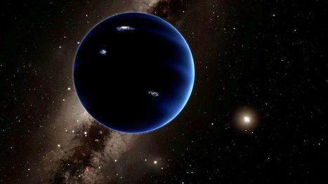 La neuvième planète : les raisons d'y croire | Espace | Scoop.it