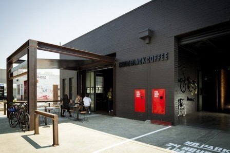 Code Black Coffee / Zwei Interiors Architecture | ArchDaily | House | Scoop.it