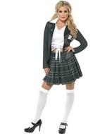 Ladies Preppy School Girl Fancy Dress Costume | Fancy Dress Ideas | Scoop.it