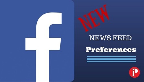How to take back control of your Facebook News Feed | Prepare1 — Prepare 1 | Social Media  Coach | Scoop.it