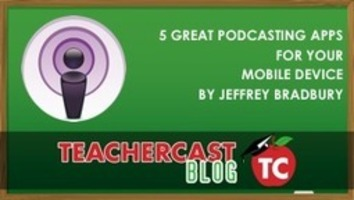 5 Great Podcasting Apps for your drive to the beach