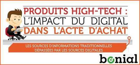 L'impact du digital et du mobile dans l'acte d'achat high-tech | Marketing web mobile 2.0 | Softmobiles - Créateur de solutions mobiles & tactiles | Scoop.it