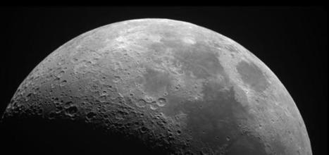 Un astéroïde frappe la Lune sous les yeux d'un astronome   The Blog's Revue by OlivierSC   Scoop.it